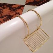 Golden Bathroom