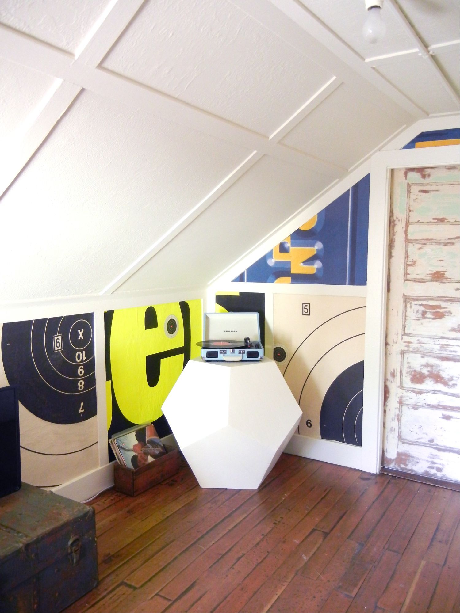 Jasper Johns Room