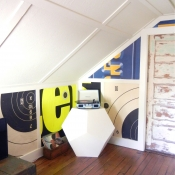 Jasper Johns Sitting Room