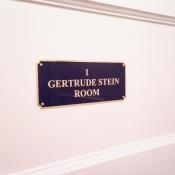 Gertrude Stein Room
