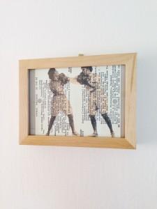 Boxers by Defne Beyce